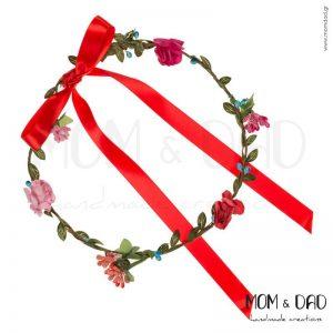 Λουλούδια σε Στεφάνι - Mom & Dad 54011018