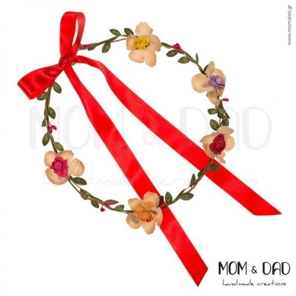 Λουλούδια σε Στεφάνι - Mom & Dad 54011019