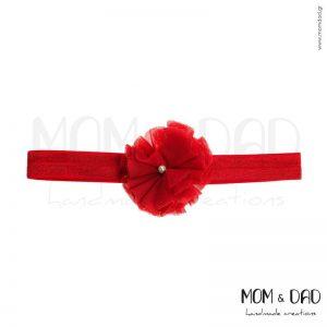 Κορδέλα Μαλλιών για Μωρά - Mom & Dad 5701027