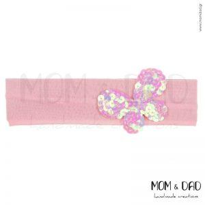 Κορδέλα Μαλλιών για Μωρά - Mom & Dad 5701051