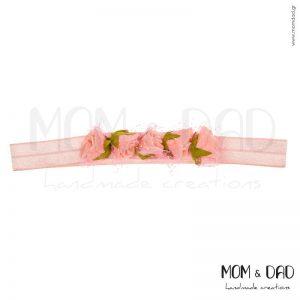 Κορδέλα Μαλλιών για Μωρά - Mom & Dad 5701076