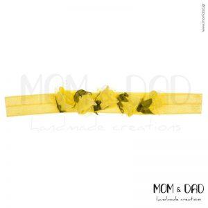 Κορδέλα Μαλλιών για Μωρά - Mom & Dad 5701077