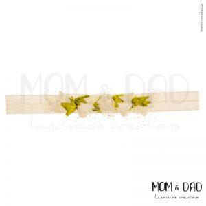 Κορδέλα Μαλλιών για Μωρά - Mom & Dad 5701078
