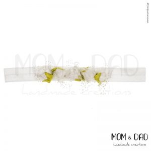 Κορδέλα Μαλλιών για Μωρά - Mom & Dad 5701079