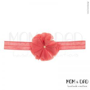 Κορδέλα Μαλλιών για Μωρά - Mom & Dad 5701083