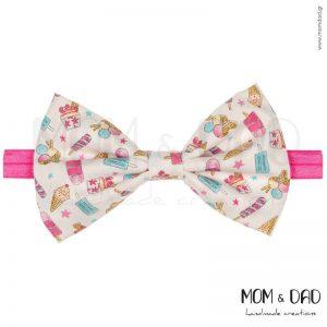 Κορδέλα Μαλλιών για Μωρά - Mom & Dad 57011469