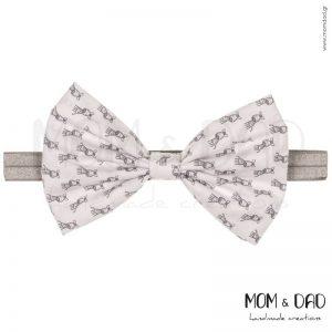 Κορδέλα Μαλλιών για Μωρά - Mom & Dad 57011472