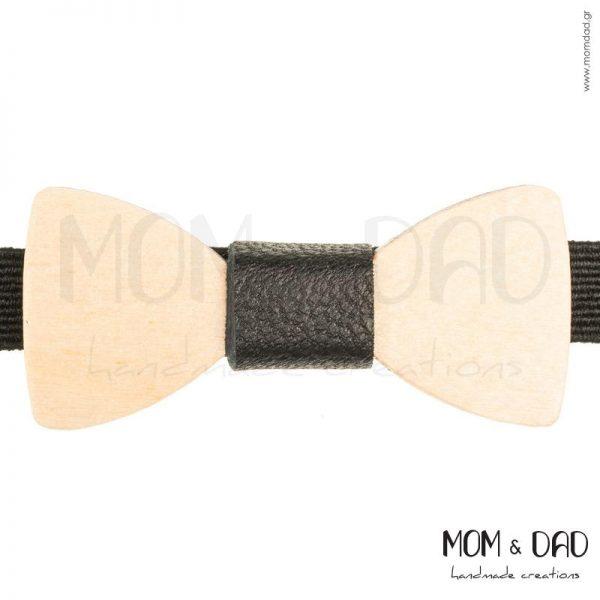 Ξύλινο Παπιγιόν για Mωρά έως 6 μηνών - Mom & Dad 43011096