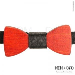 Ξύλινο Παπιγιόν για Mωρά έως 6 μηνών - Mom & Dad 43011098