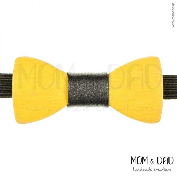 Ξύλινο Παπιγιόν για Mωρά έως 6 μηνών - Mom & Dad 43011137