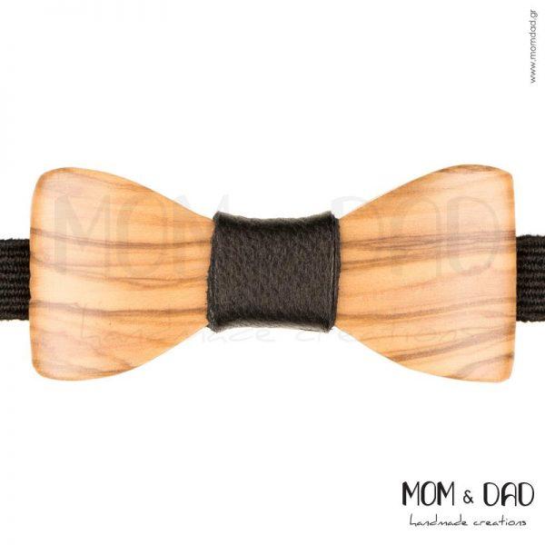 Ξύλινο Παπιγιόν για Mωρά έως 6 μηνών - Mom & Dad 43011179