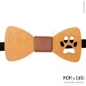 Ξύλινο Παπιγιόν για Αγόρι από 2 ετών - Mom & Dad 43011244
