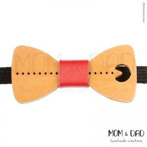 Ξύλινο Παπιγιόν για Mωρά έως 24 μηνών - Mom & Dad 43011255