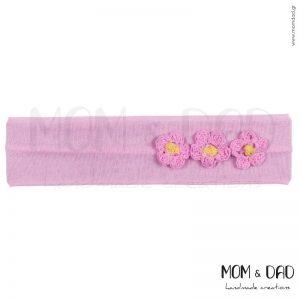 Κορδέλα Μαλλιών για Μωρά - Mom & Dad 57011497