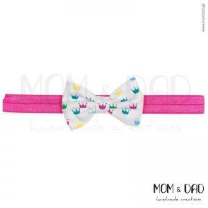 Κορδέλα Μαλλιών για Μωρά - Mom & Dad 57011506