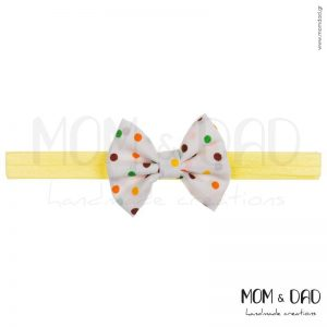 Κορδέλα Μαλλιών για Μωρά - Mom & Dad 57011513