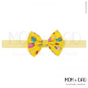 Κορδέλα Μαλλιών για Μωρά - Mom & Dad 57011514