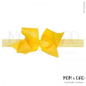 Κορδέλα Μαλλιών για Μωρά - Mom & Dad 57011533