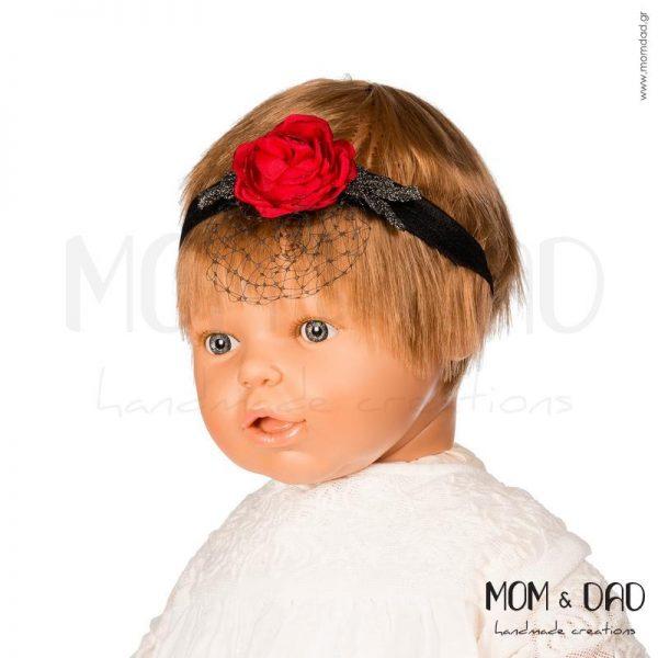 Κορδέλα Μαλλιών για Μωρά - Mom & Dad 57011550