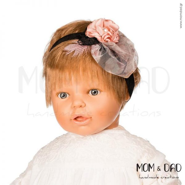 Κορδέλα Μαλλιών για Μωρά - Mom & Dad 57011551