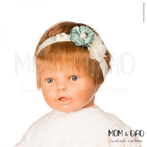 Κορδέλα Μαλλιών για Μωρά - Mom & Dad 57011553