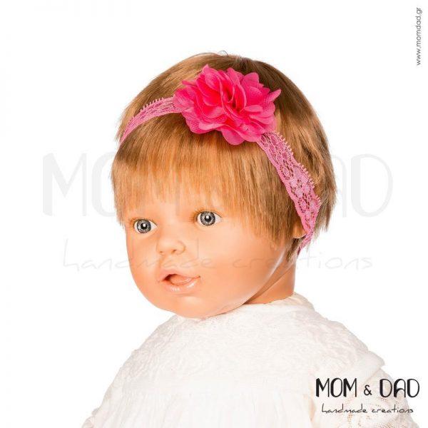 Κορδέλα Μαλλιών για Μωρά - Mom & Dad 57011556