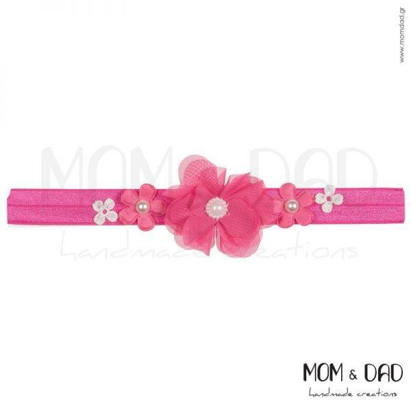 Κορδέλα Μαλλιών για Μωρά - Mom & Dad 57011557
