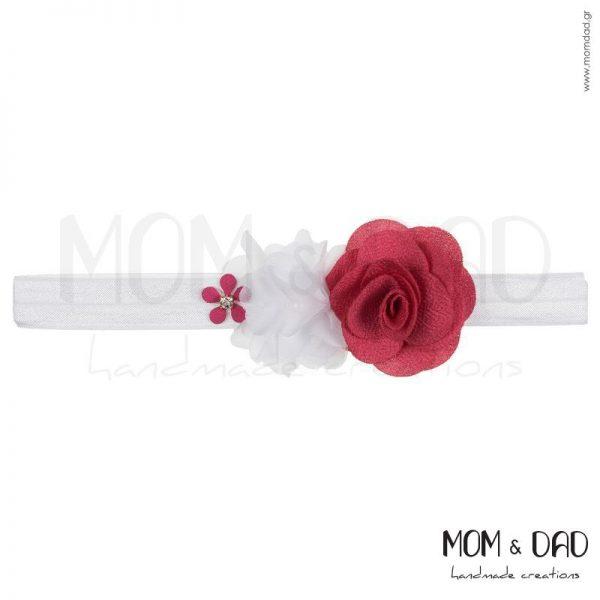 Κορδέλα Μαλλιών για Μωρά - Mom & Dad 57011558