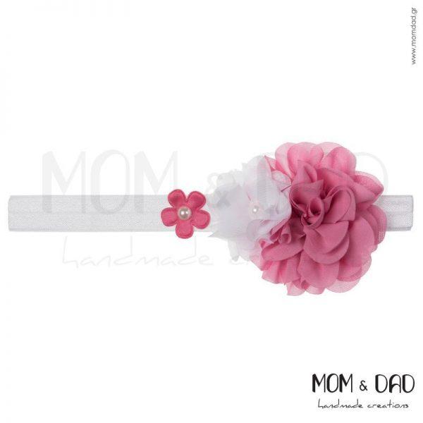 Κορδέλα Μαλλιών για Μωρά - Mom & Dad 57011559