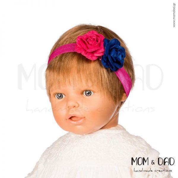 Κορδέλα Μαλλιών για Μωρά - Mom & Dad 57011560
