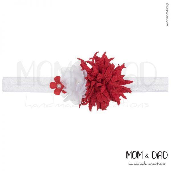 Κορδέλα Μαλλιών για Μωρά - Mom & Dad 57011562