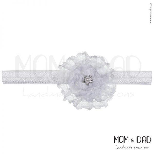 Κορδέλα Μαλλιών για Μωρά - Mom & Dad 57011565