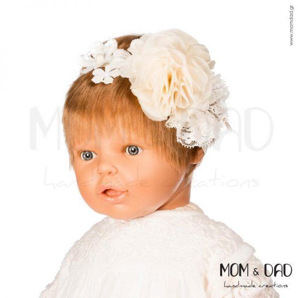 Κορδέλα Μαλλιών για Μωρά - Mom & Dad 57011567