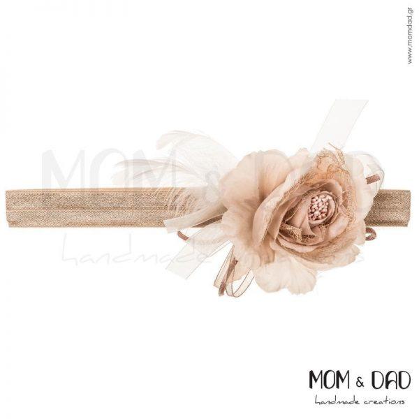 Κορδέλα Μαλλιών για Μωρά - Mom & Dad 57011572
