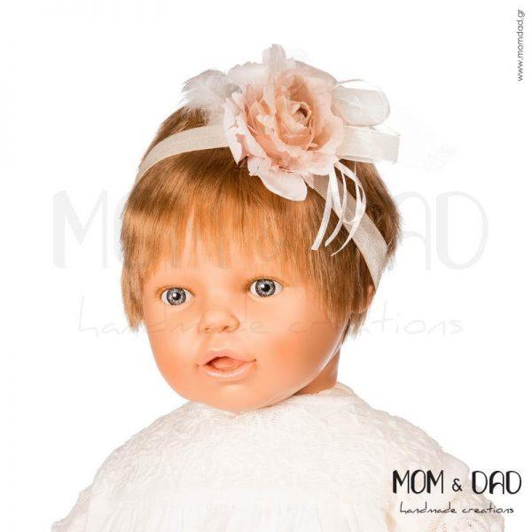 Κορδέλα Μαλλιών για Μωρά - Mom & Dad 57011573