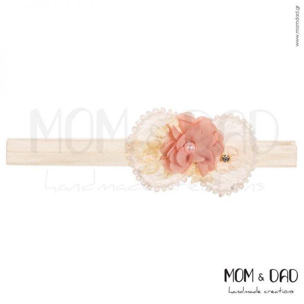 Κορδέλα Μαλλιών για Μωρά - Mom & Dad 57011575