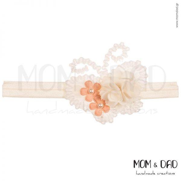 Κορδέλα Μαλλιών για Μωρά - Mom & Dad 57011576