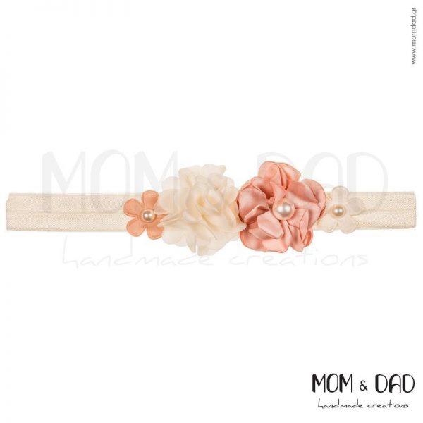Κορδέλα Μαλλιών για Μωρά - Mom & Dad 57011577