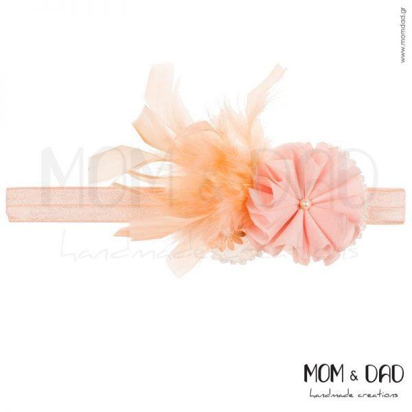Κορδέλα Μαλλιών για Μωρά - Mom & Dad 57011580